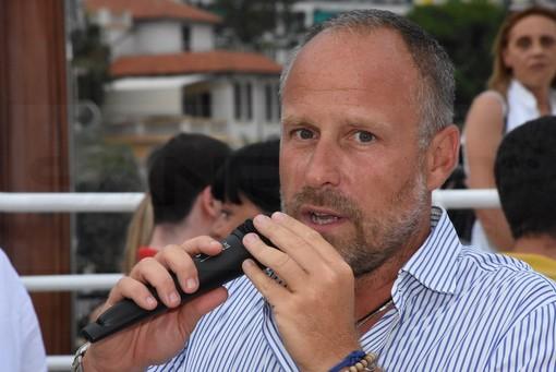 Sergio Tommasini, candidato sindaco di Sanremo