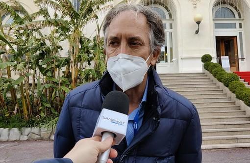 """Sanremo: prima serata del Festival, il Sindaco """"Con i tanti problemi di quest'anno è impossibile goderselo, peccato"""" (Video)"""