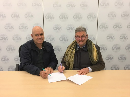CNA Pensionati Imperia: sottoscritto l'accordo di collaborazione con AVO, Associazione volontari ospedalieri sezione di Sanremo