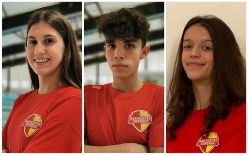 Nuoto: tre atleti della Rari Nantes andranno alle finali nazionali, le parole di coach Dreossi e Giordano