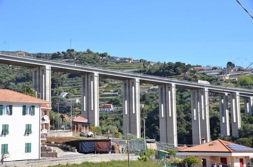 I cantieri sull'Autostrada dei Fiori tra Savona ed il Confine di Stato della prossima settimana