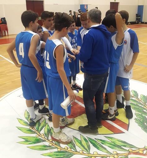 Basket, under 13 Elite. Olimpia BKI, ottima prestazione ad Albenga