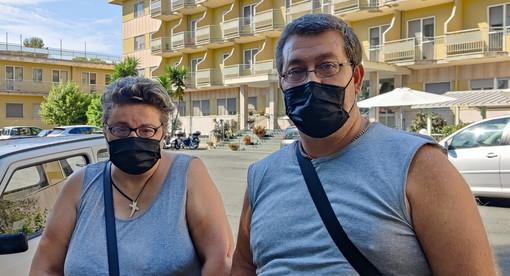 """Sanremo: coppia di disabili rischia di rimanere senza casa """"Siamo a Casa Serena da 30 mesi, chiediamo solo una vita normale"""" (Video)"""