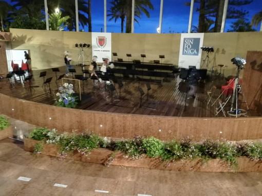Sanremo: la pioggia blocca la Sinfonica, concerto all'Alfano rinviato per la perturbazione di ieri