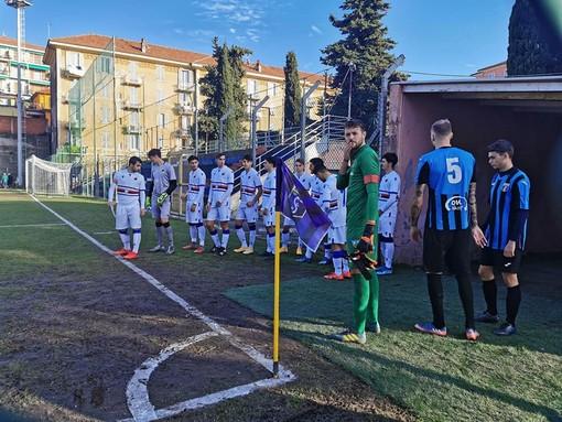 Calcio, Serie D. In vista del derby, l'Imperia batte in amichevole la Sampdoria Primavera