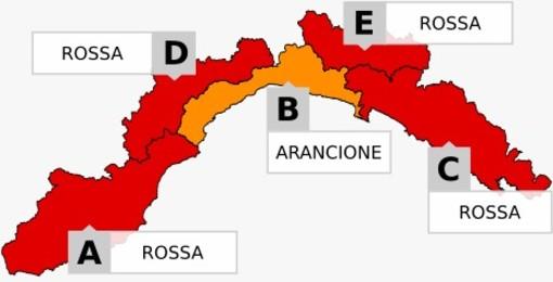 Maltempo: passa da arancione a rosso lo stato di allerta nella nostra provincia, attesa per la nuova perturbazione (Video)