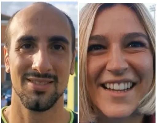 """Atletica, Re e Bogliolo all'inaugurazione del rinnovato campo 'Lagorio':"""" Non vediamo l'ora di correre qua ad Imperia """" (Video)"""