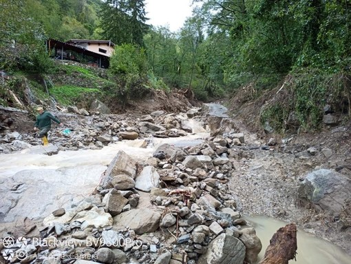 Ceriana: dovranno essere evacuate già per eventuali allerte 'gialle' le due abitazioni di località 'Belando'