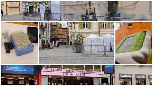 """Sanremo 2021: tamponi per il Festival, intervista a Stefano Ferlito (118 Imperia) """"Lavoriamo con attenzione dentro e fuori dall'Ariston"""" (Video)"""