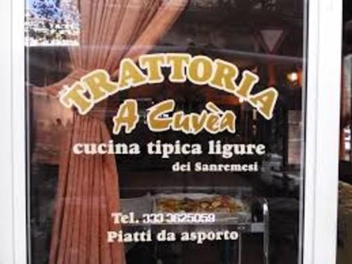 """Il Ristorante """"A Cuvèa"""" di Sanremo sarà aperto anche domenica 16 agosto, per offrire a tutti i clienti un assaggio dei sapori estivi del territorio"""