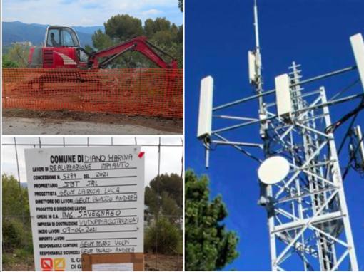 Diano Marina: nuova antenna a 'i pini del rosso', Rifondazione chiede sospensione