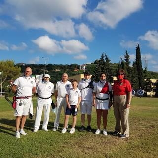 Tiro con l'Arco: 5 arcieri dell'Archery Club Ventimiglia al 39esimo 'Trofeo del Sole' di San Bartolomeo