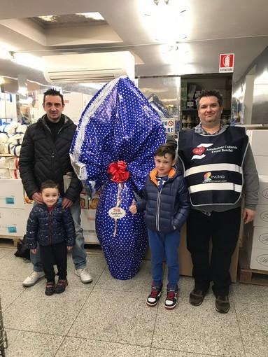 Germano Crescente di Ventimiglia è il vincitore della sottoscrizione a premi di ACEB Camporosso