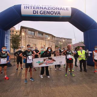 I podisti dell'iniziativa 'La Liguria che riparte di corsa' domani domani fanno tappa anche a Cervo
