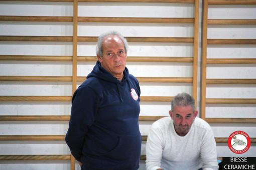 Biagio Di Mieri, ex allenatore del VT ArmaTaggia
