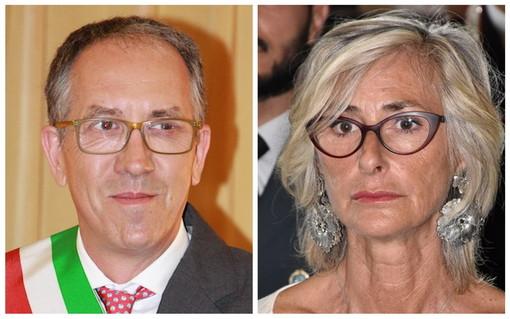 Sanremo: il Sindaco Biancheri e l'assessore Ormea in videoconferenza con gli alunni della scuola media di Coldirodi
