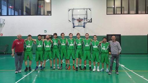 Basket: gara 1 positiva per il BVC Sanremo che ora sogna l'accesso alla serie D
