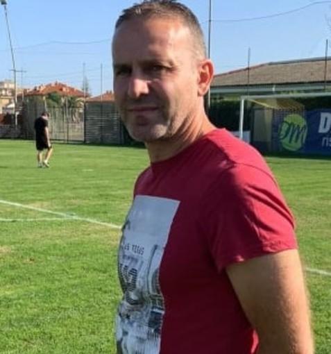 Gianni Bella, confermato alla guida dell'Oneglia Calcio