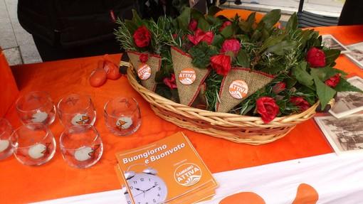 Sanremo: domani in via Escoffier il primo banchetto della campagna elettorale di Sanremo Attiva