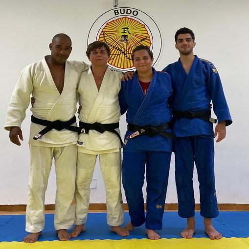 Arti marziali: quattro judoka del 'Budo Sanremo' superano gli esami e conquistano la cintura nera