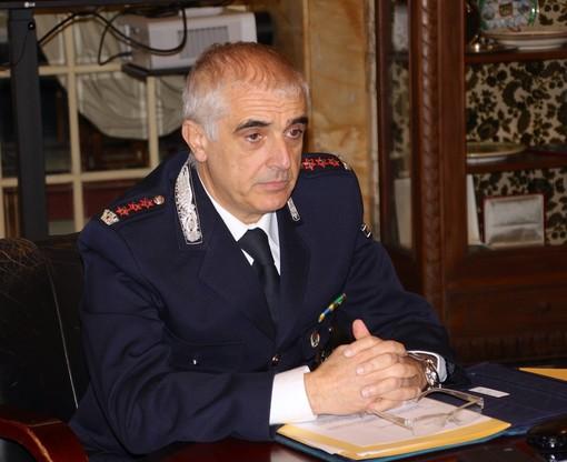 Claudio Frattarola, comandante della Polizia Municipale di Sanremo