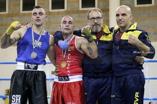 Pugilato: straordinario weekend di boxe al palasport di Bordighera, le immagini delle finali di ieri (Foto)