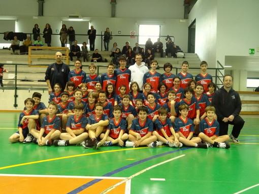 Blue Basket Diano Marina: per le giovanili della formazione dianese un finale di stagione... in finale!