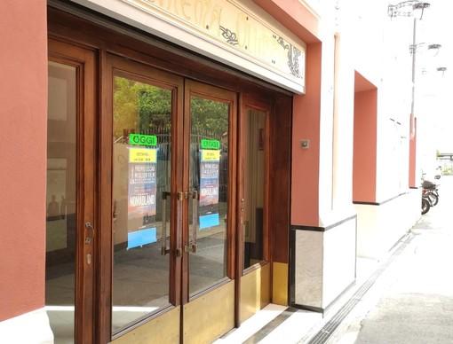 Il cinema Olimpia di Bordighera