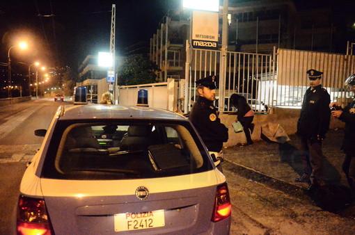 Sanremo: prostituta accoltellata e rapinata ai 'Tre Ponti', in corso le indagini della Polizia