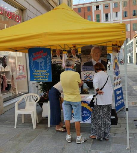 Elezioni Regionali: per tutto il giorno nel quartiere di San Martino a Sanremo il banchetto di Liguria Popolare