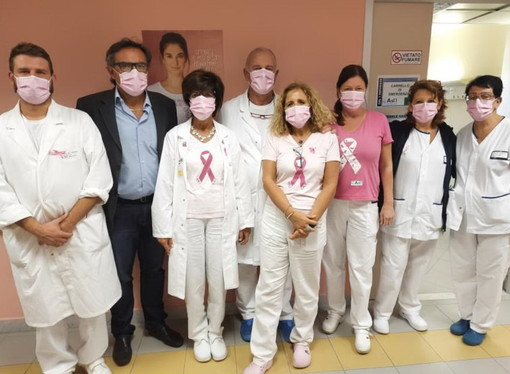 Mese di ottobre: un mese di 'rosa' per un anno di prevenzione al femminile, tutti gli appuntamenti con la Lilt