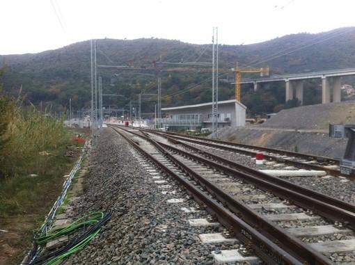 Per guasto a linea elettrica tra Taggia e Bordighera, sospeso traffico treni sulla linea Genova-Ventimiglia