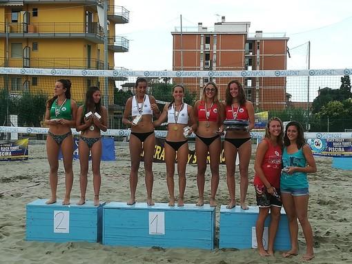 Beach Volley. Alessandro Mondelli e Sergio Poggio sbancano la tappa del campionato nazionale a San Bartolomeo al Mare (FOTO)