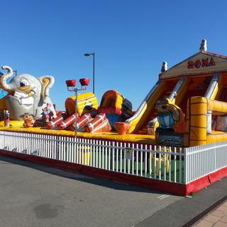 Sabato prossimo torna a Bordighera 'Bordilandia park', il family park per bambini tra divertimento e sicurezza