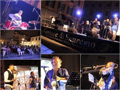 Le immagini da piazza Borea d'Olmo