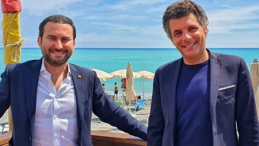Ventimiglia: ci sarà anche Forza Italia con Filippo Bistolfi all'inaugurazione del ponte di Bevera