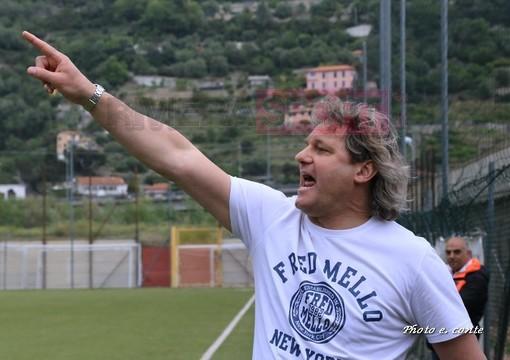 Roberto Biffi, ex tecnico di Sanremese, Ospedaletti e Alassio FC ma una carriera spesa in parte con maglia del Palermo