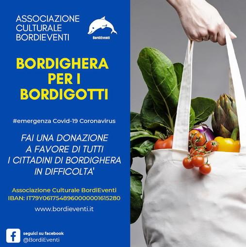 Bordighera: una colletta alimentare dei commercianti Mercato Coperto per chi ha più bisogno (Video)