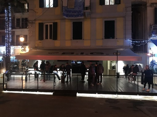 Sanremo: ha aperto il 'B.I.G.', questa sera la 'prima' del nuovo locale di piazza Bresca (Foto)