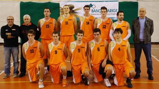 Pallacanestro: sconfitta in gara 1 di semifinale per il BC Ospedaletti ieri a Genova