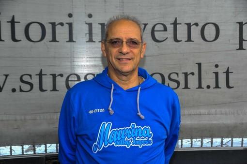 Biagio Di Mieri, nuovo coach della Maurina