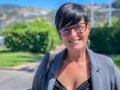 L'assessore Barbara Dumarte