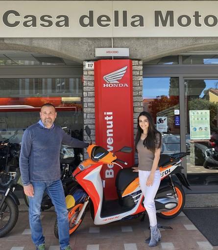 Target: Casa della Moto, l'azienda fondata nel 1954 che fin da subito diventa un punto di riferimento nel settore moto per la provincia di Imperia