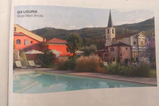 Borgomaro si 'divide' e finisce in una fantasiosa provincia di Imola, la clamorosa gaffe sulla rivista mensile di Acqua&Sapone
