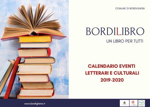Bordighera: il 23 novembre scatta la lunga stagione di 'Bordilibro' che andrà avanti fino a giugno