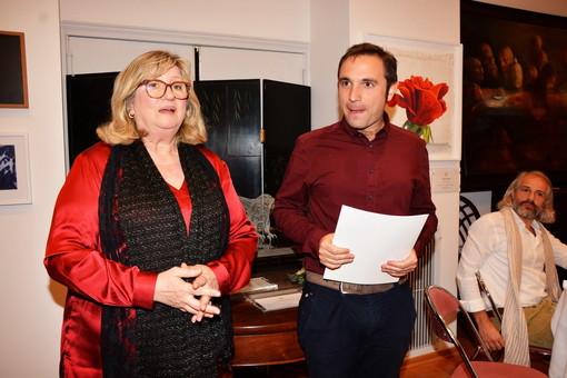 Biennale d'arte contemporanea sacra a Mentone: il bilancio ed i premiati di questa prima edizione