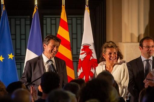 Elezioni in Francia: Christian Estrosi rieletto a valanga a Nizza, confermati Guibal a Menton e Nègre a Cagnes sur Mer