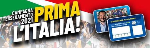 Prosegue la campagna tesseramento della Lega: domani due gazebo a Sanremo e Imperia