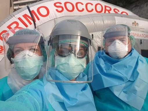 Coronavirus: dati Alisa-Ministero, in Liguria 2262 persone positive al Covid-19, 236 in più di ieri