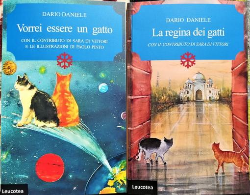 Buon successo del secondo volume della 'Trilogia felina' dello scrittore sanremese Dario Daniele